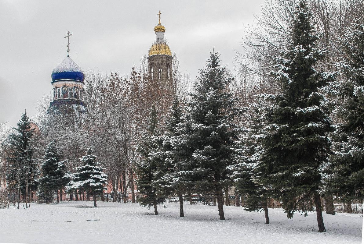 зимний пейзаж - Андрей Ракита