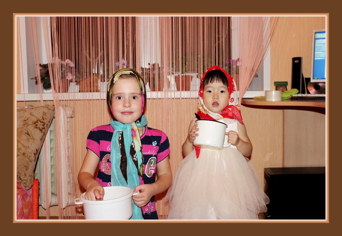 дружба народов - Элла Илларионова