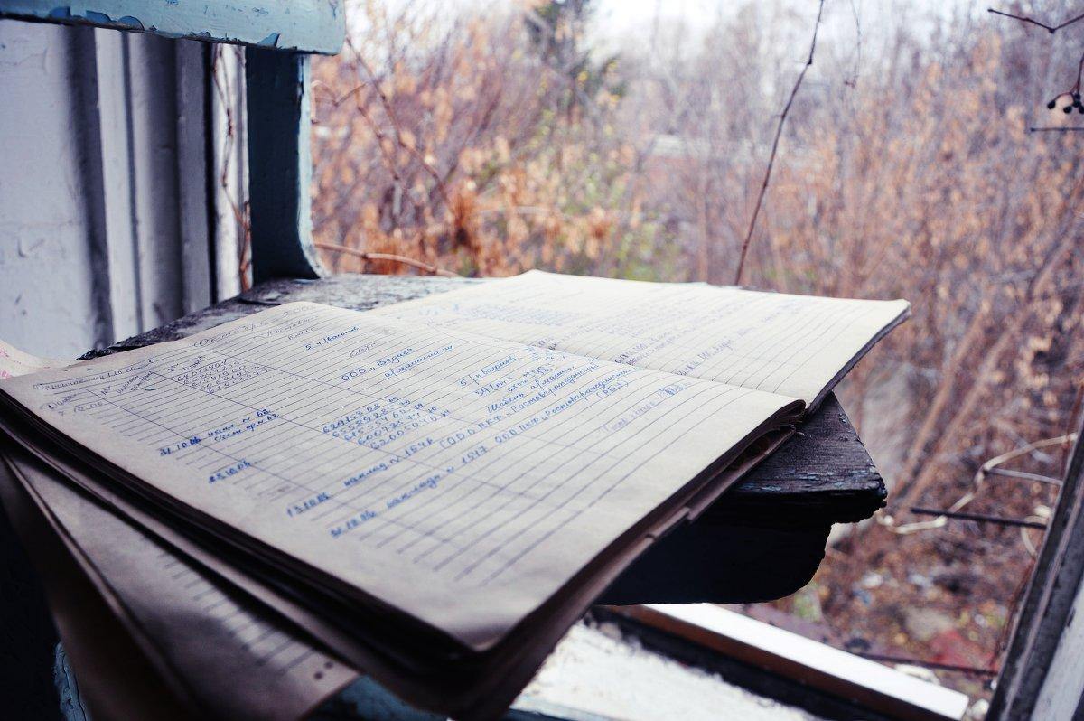 Журнал записей - Алексей Лебедев
