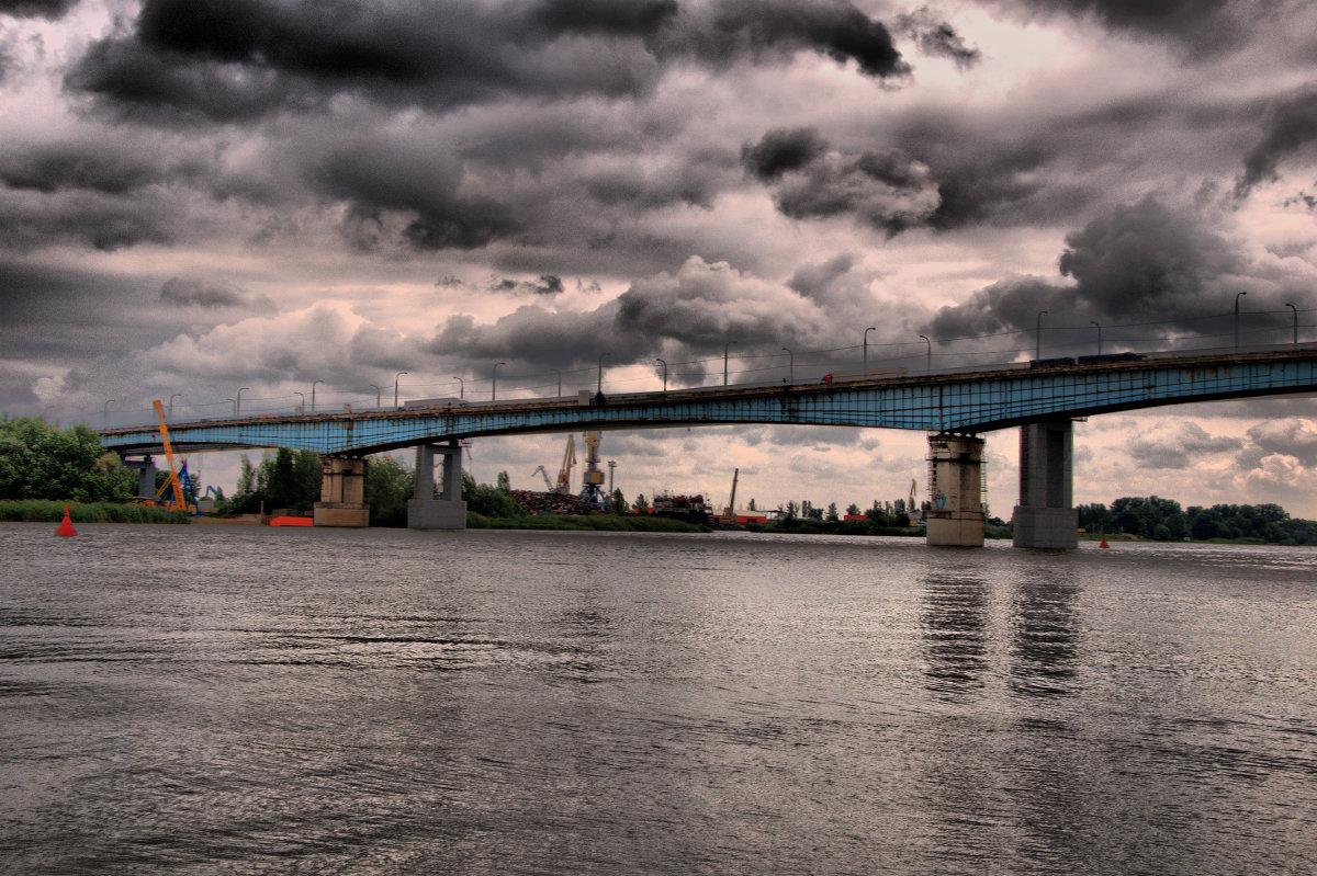 Аксайский мост :: Юрий Приходько - Социальная сеть о фотографии ФотоКто