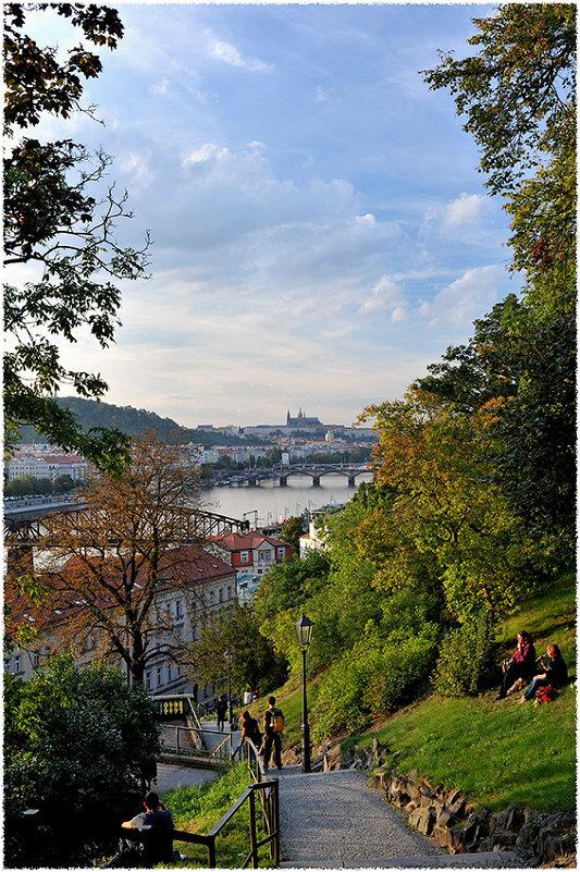 Прага - Денис Козлов