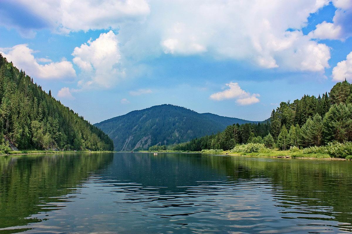 рыбалка на хариуса река оя красноярский край