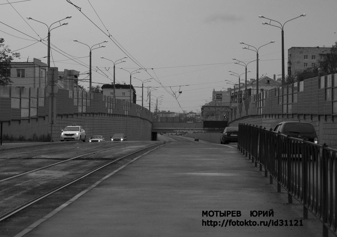 городская суета - юрий мотырев