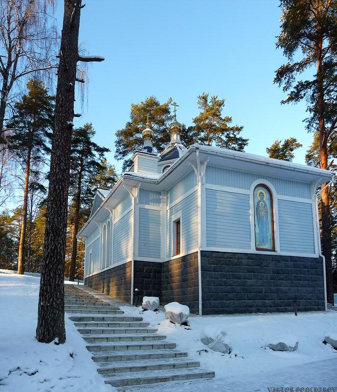 церковь пантелеимона - Laryan1