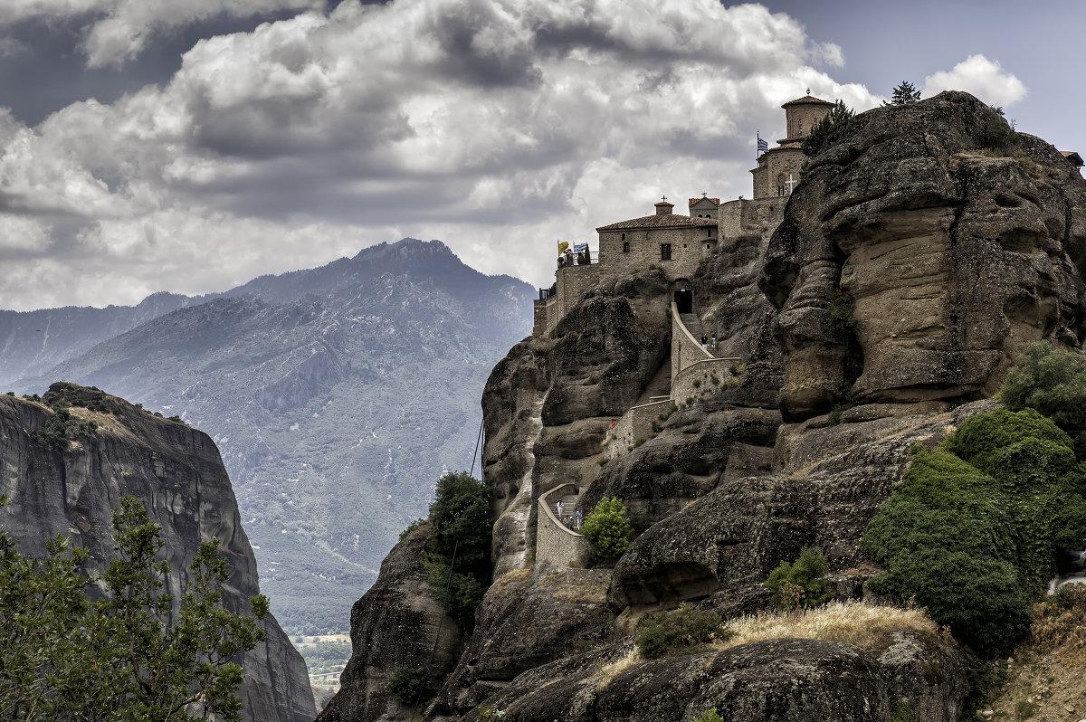 Монастырь - saratin sergey