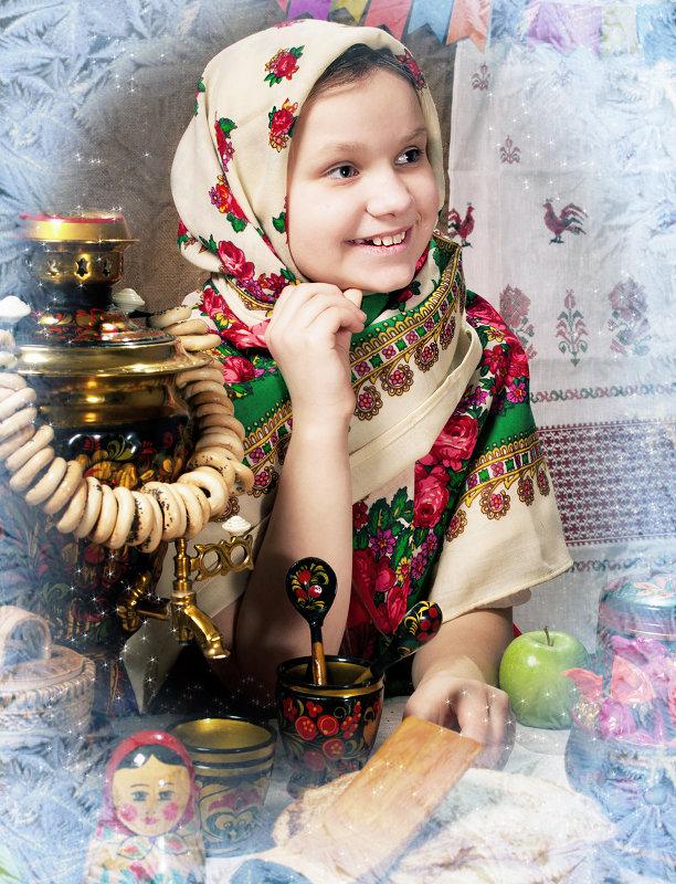 Алёнка - Татьяна Мордвинова