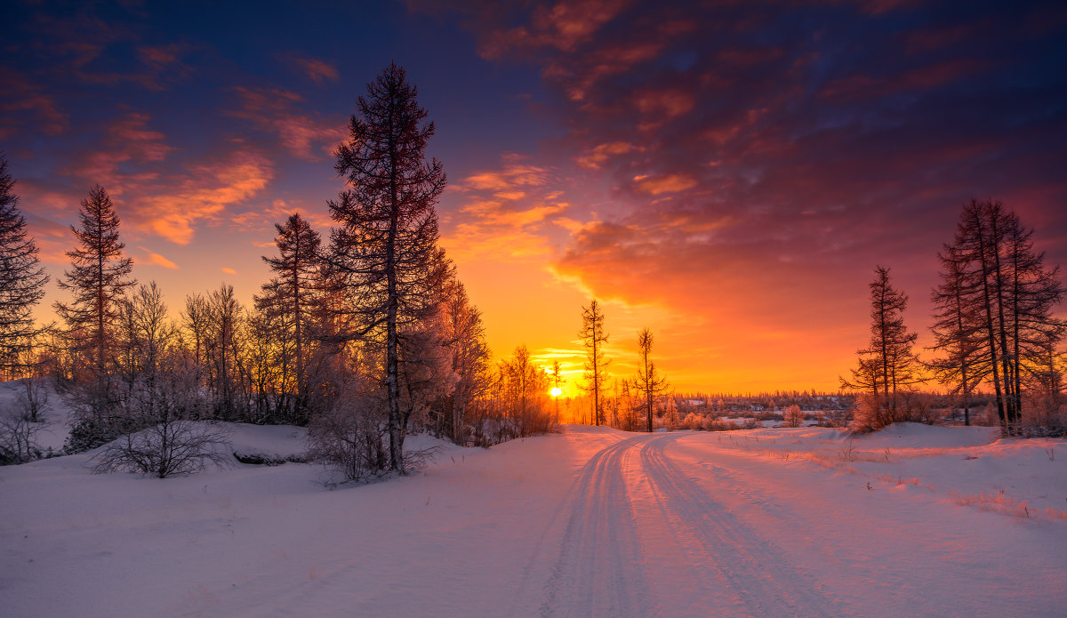 Закат!!!! - Олег