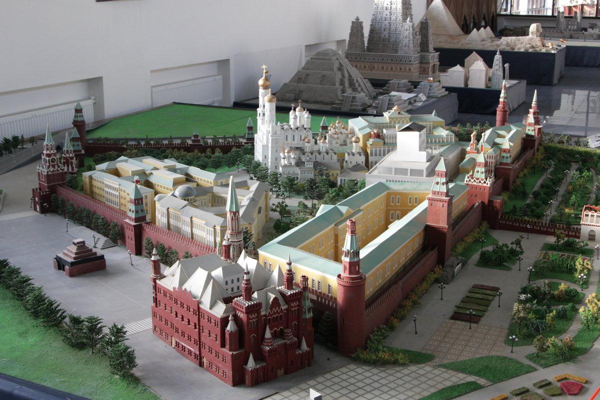 Кремль своими руками фото 217