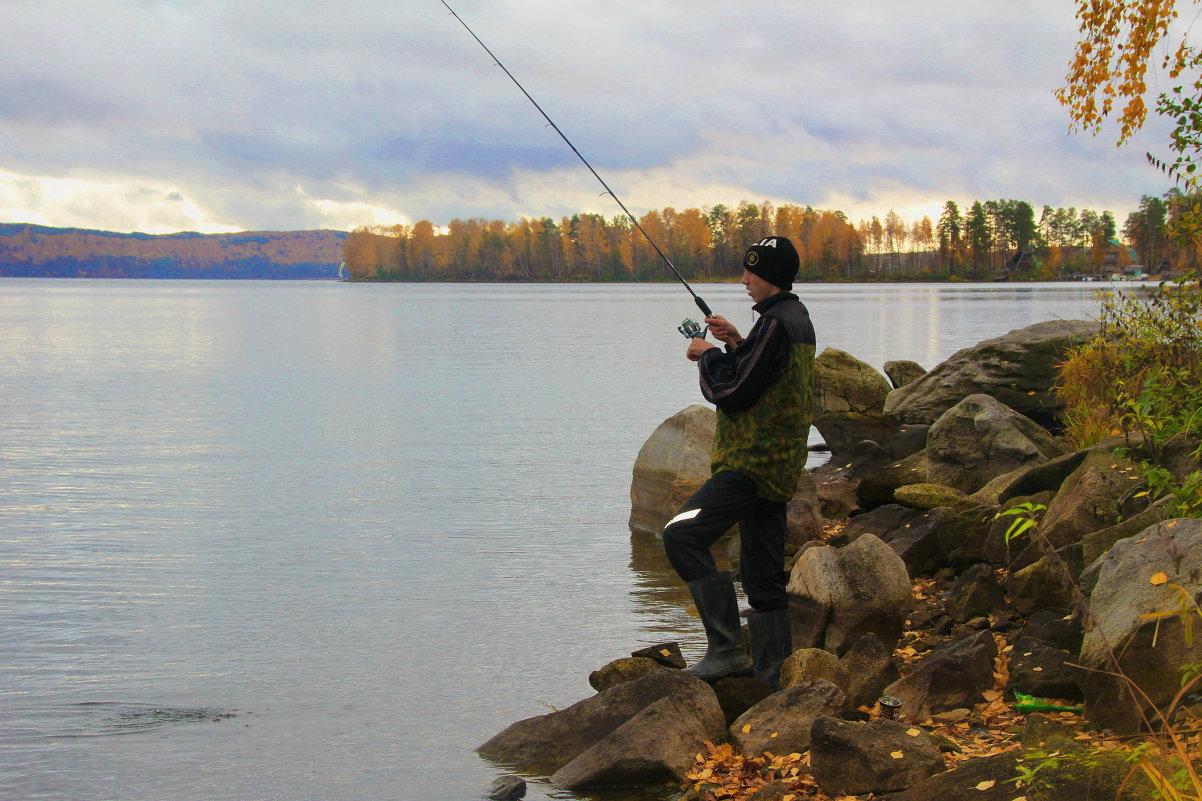 озерский рыбак видео
