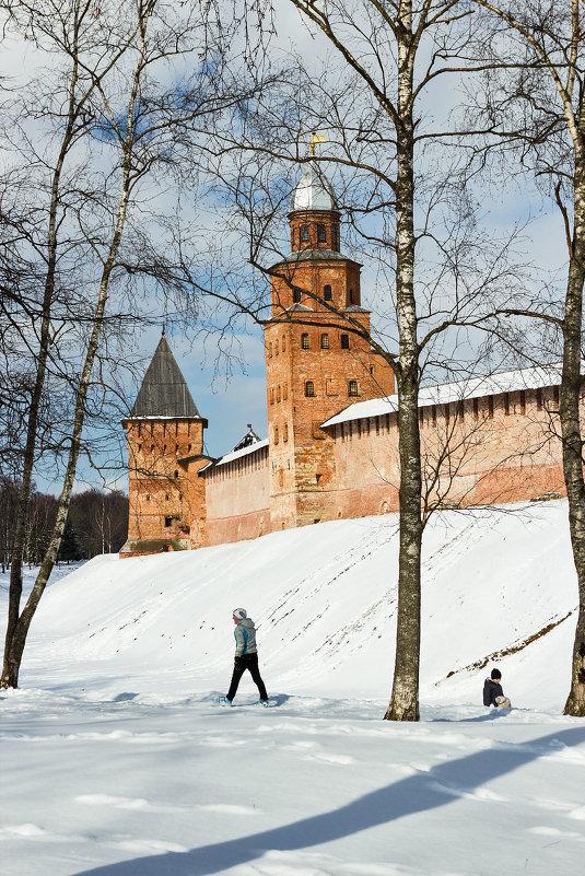 Зимняя весна - Евгений Никифоров