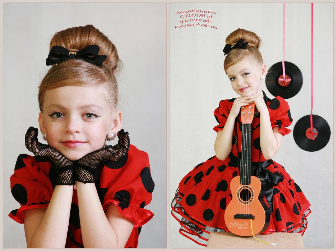 Прическа для детей одевалки