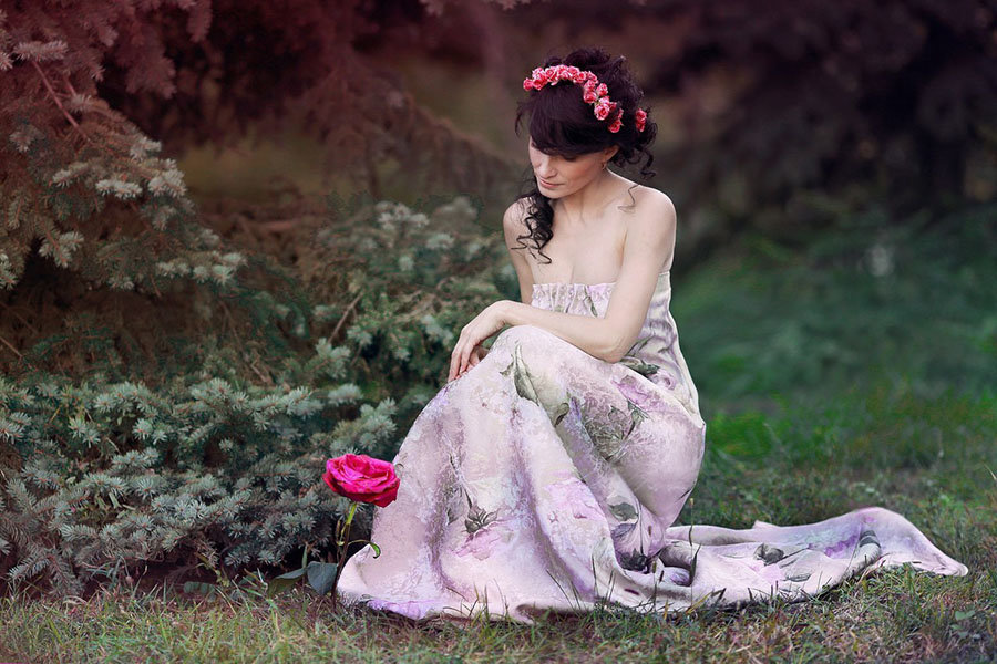 in the forest - Мария Буданова