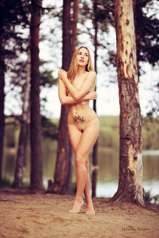 алина сергеева голая фото