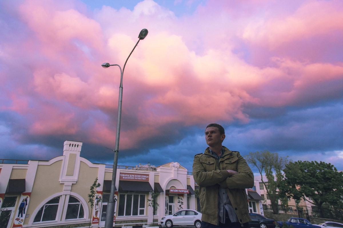 В облаках - Александр Мартовецкий