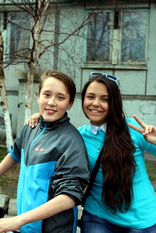 мы - Стася Кочетова
