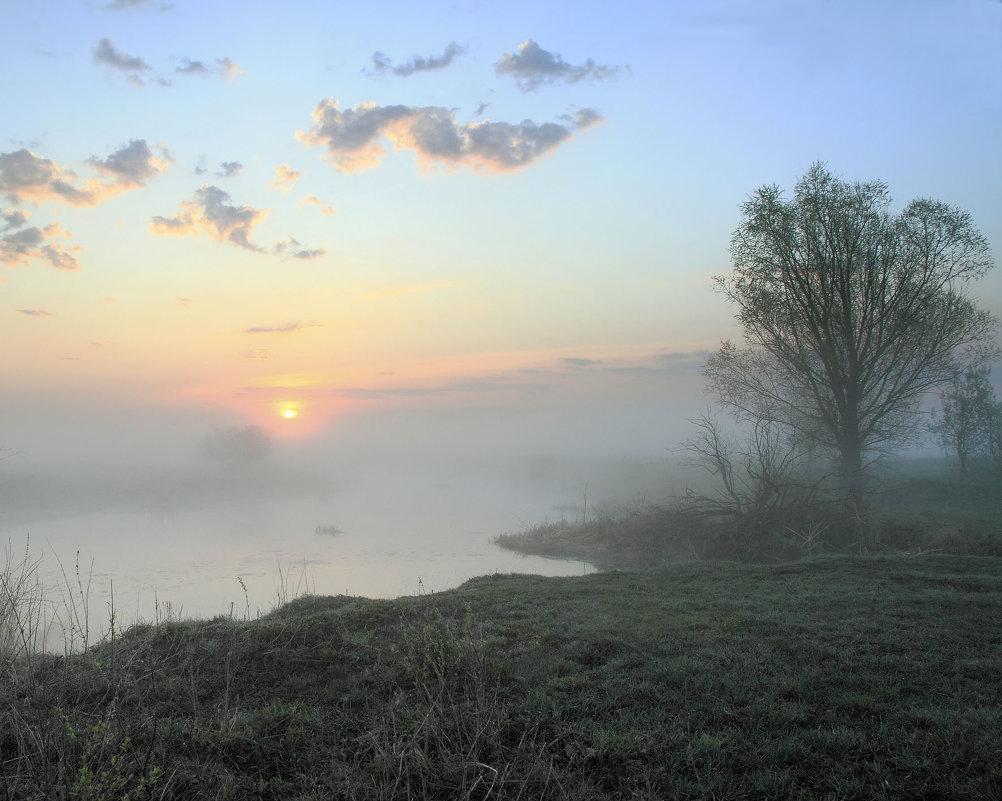 Туманный рассвет - Сергей Михайлович
