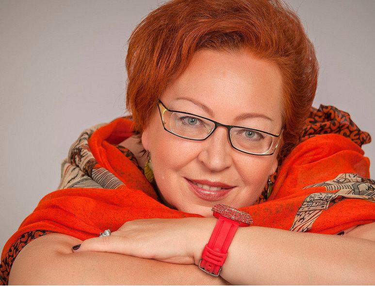 Студийный портрет - Надежда Макарова