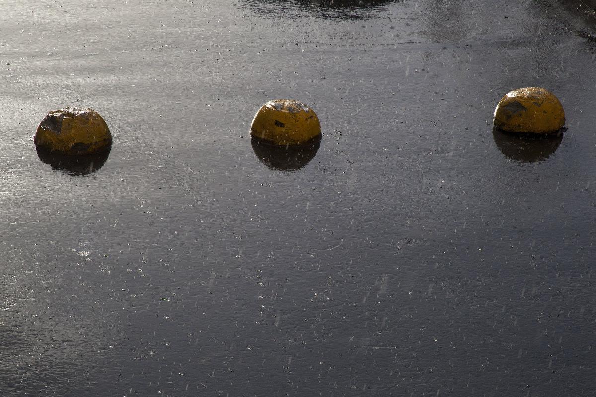 Дождь - Марина Тверитнева