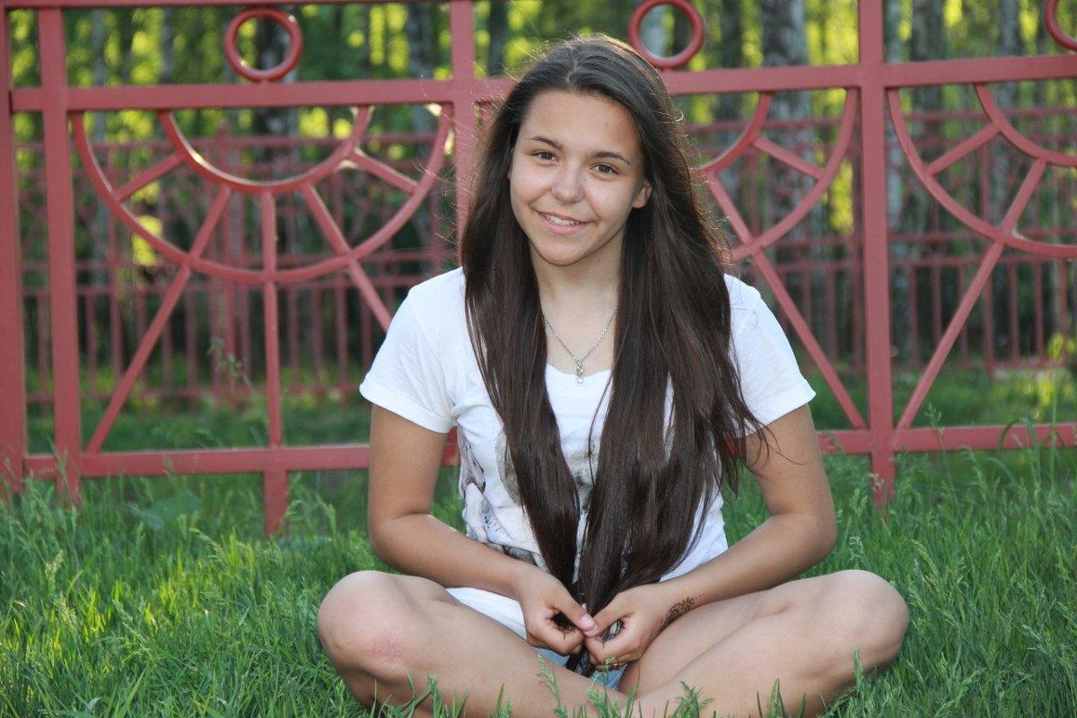 я - Стася Кочетова
