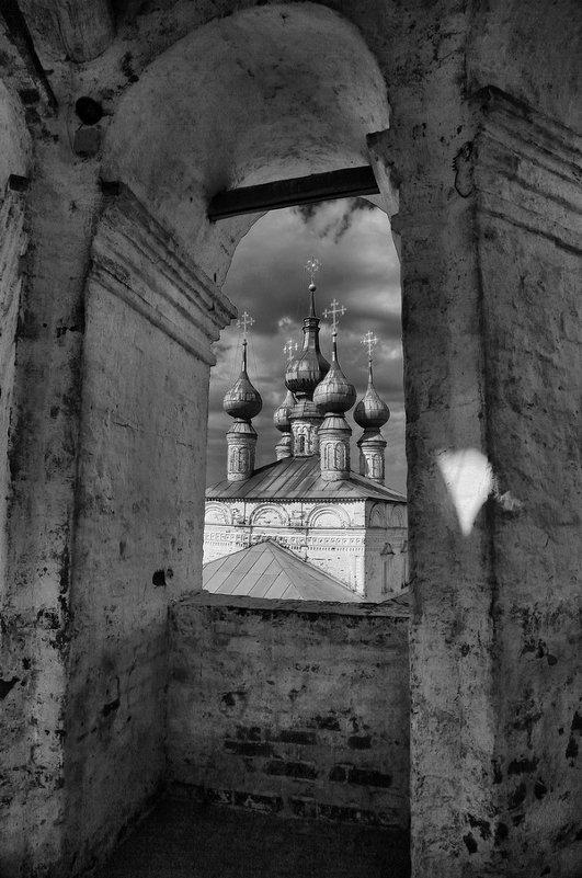 Вид с колокольни г. Юрьев-Польский - Pavel Stolyar