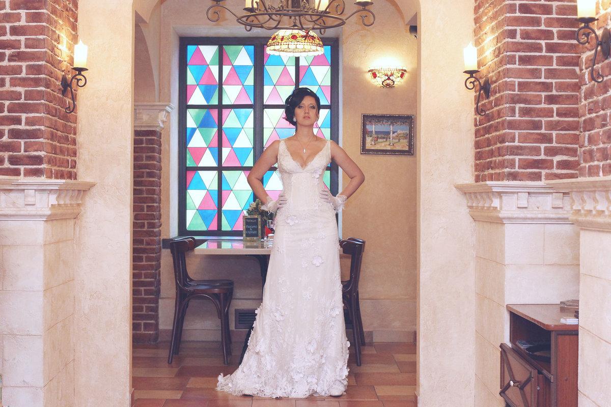 Я невеста!!! - Евгения Саталкина