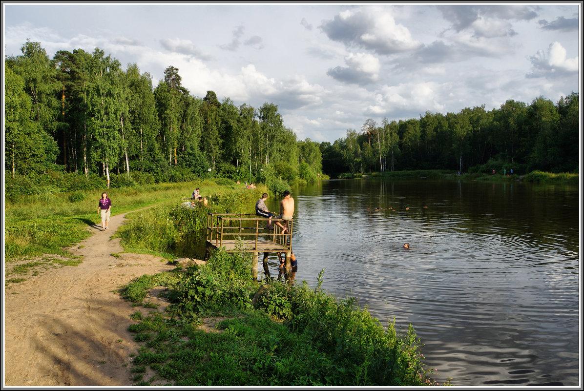 Хорошо летом - marmorozov Морозова