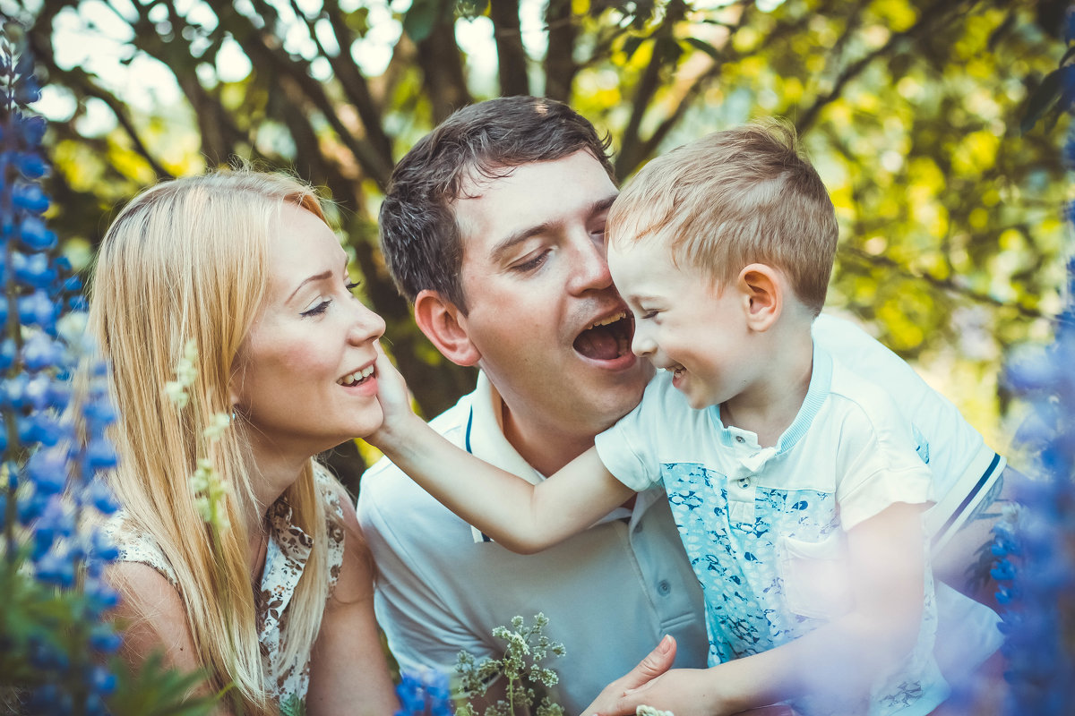 Семья, любовь, понимание, нежность - Екатерина Буслаева Буслаева
