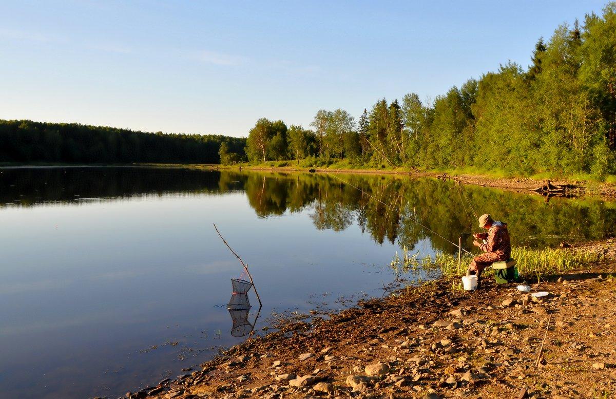 Рыбалка в Ярославле