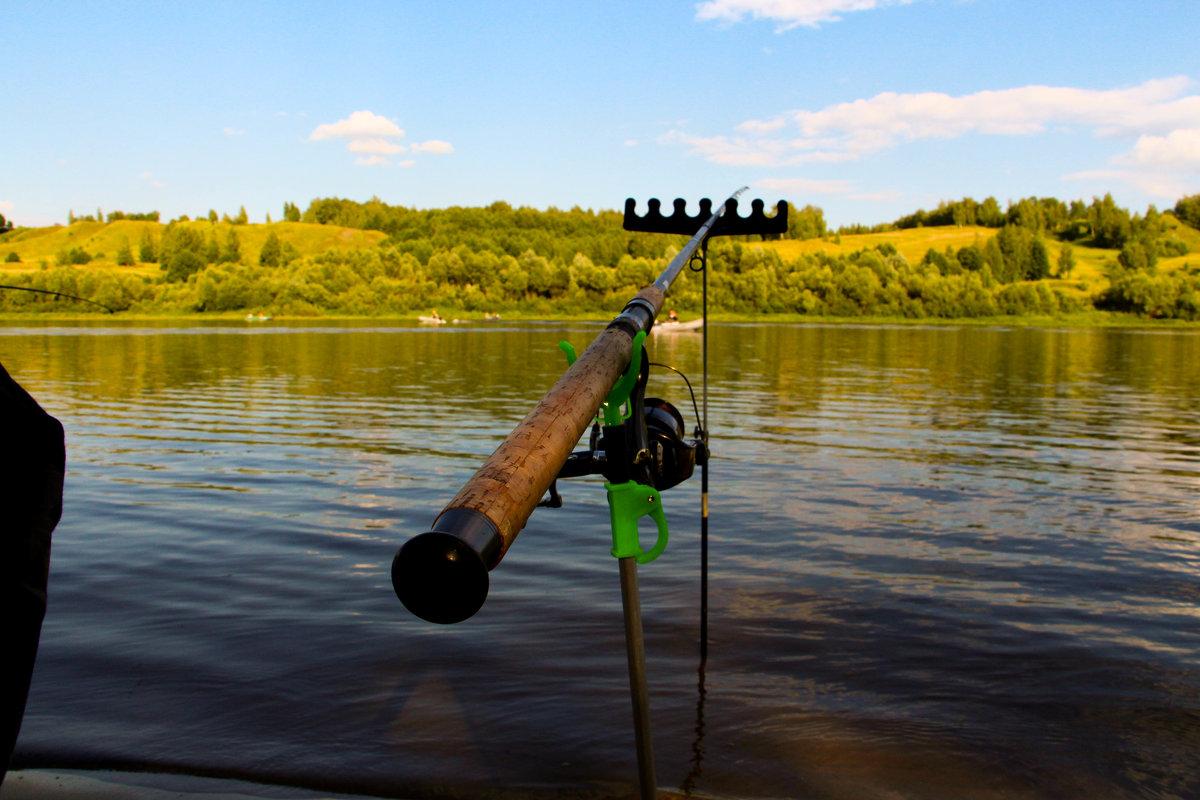 ока рязанская рыбалка