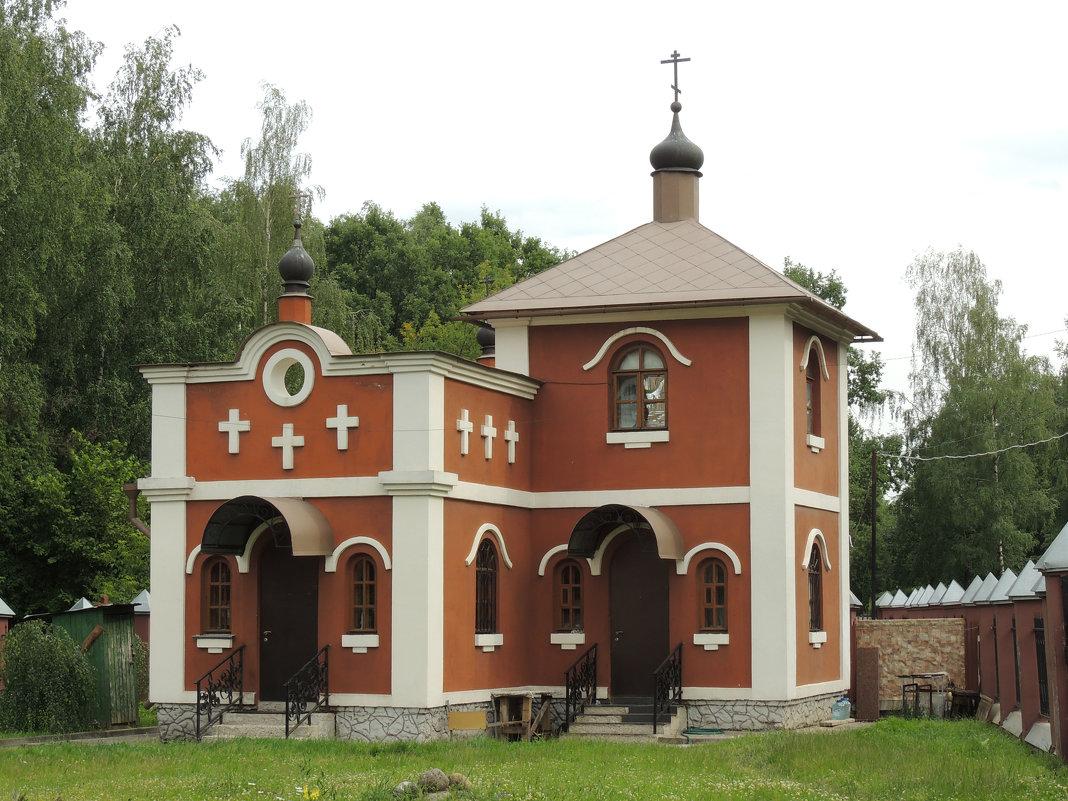 Церкви в зао москвы