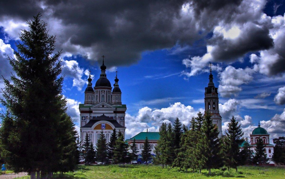 Женский монастырь - Вячеслав