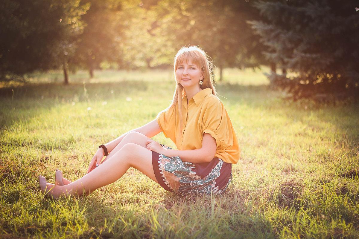Лето 2014 - Вероника Гордеева