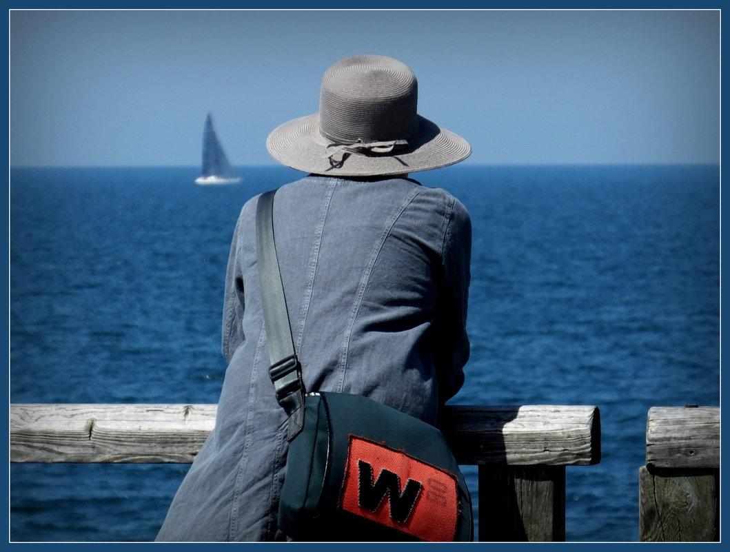 У моря, у синего моря... - Владимир Секерко