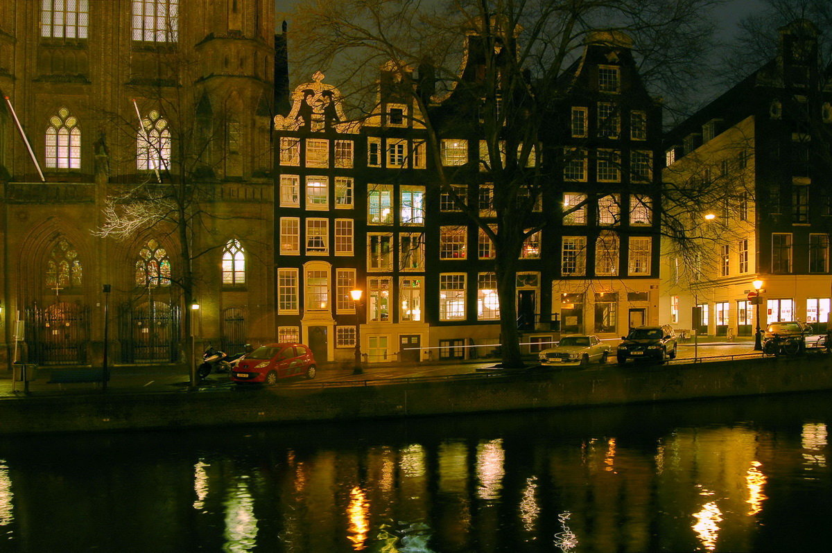 Амстердам - Марина Лучанская