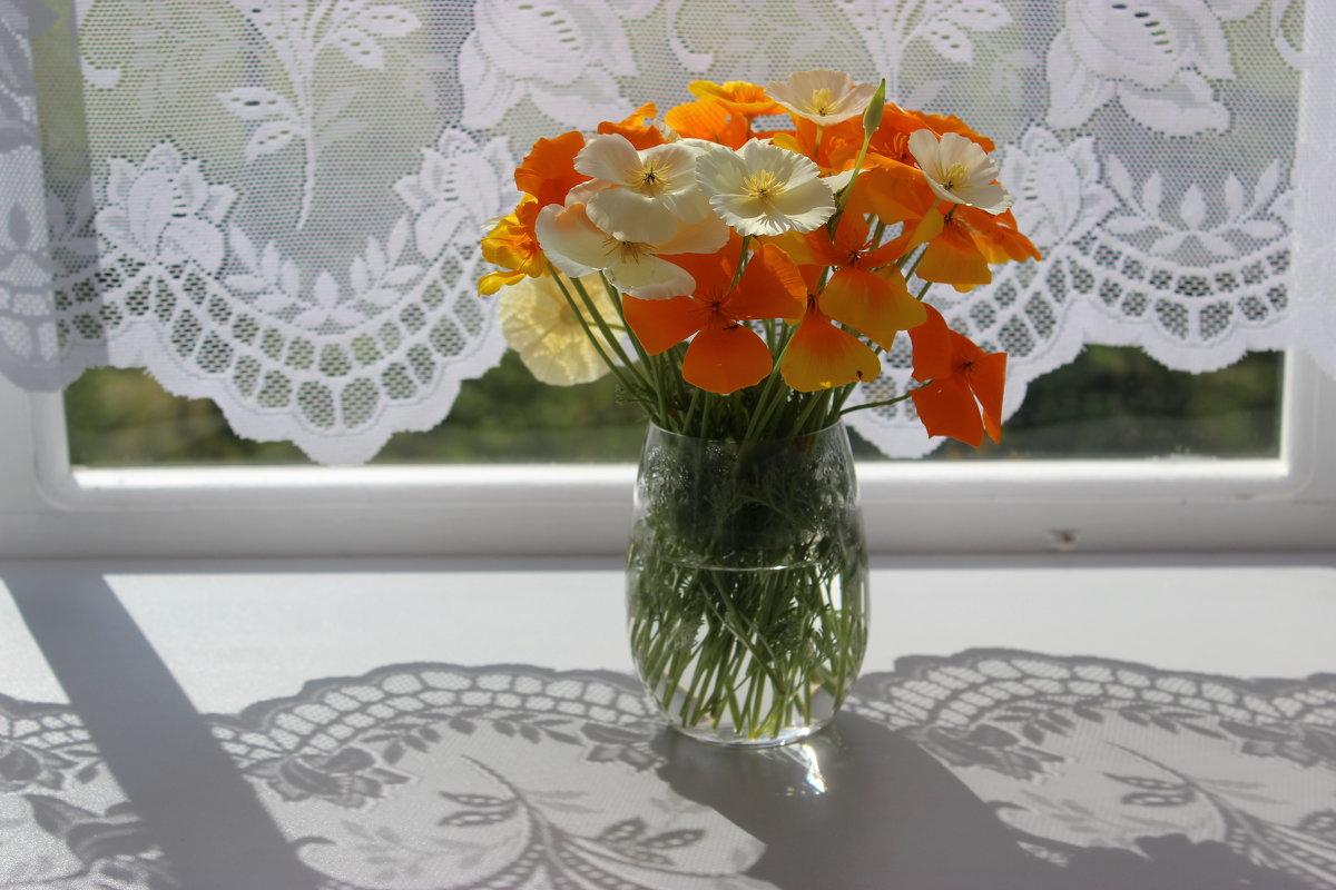 Цветы - Mariya laimite