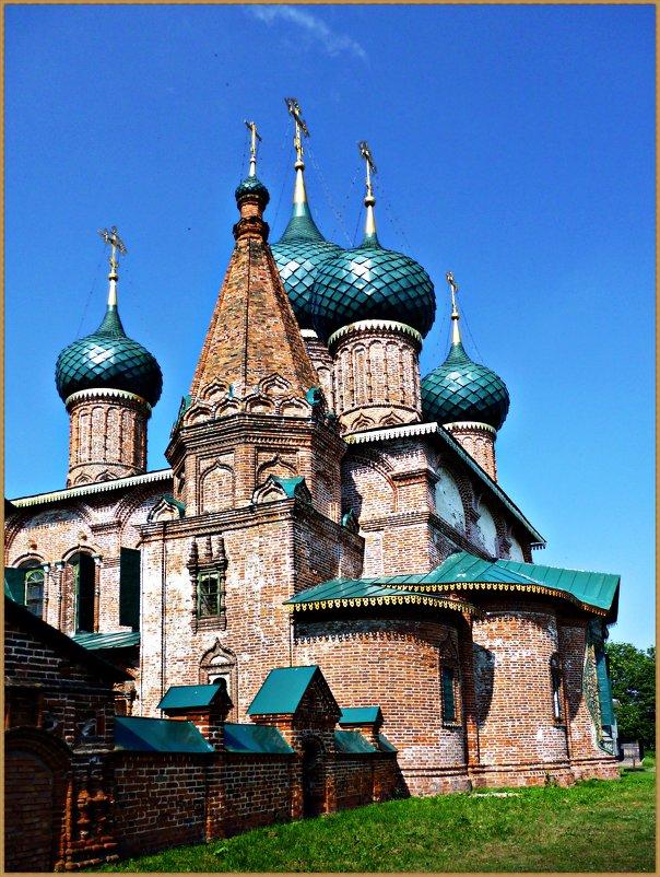 Храм Иоанна Златоуста. - Владимир Валов