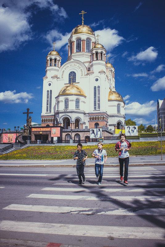 Храм на крови - Ольга Пономарева