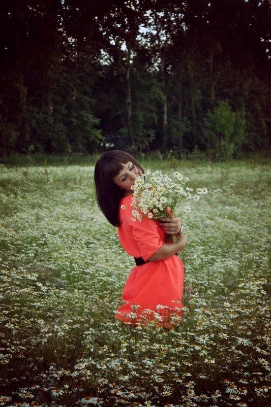 Ромашки для Дашки)) - Юленька Shutova