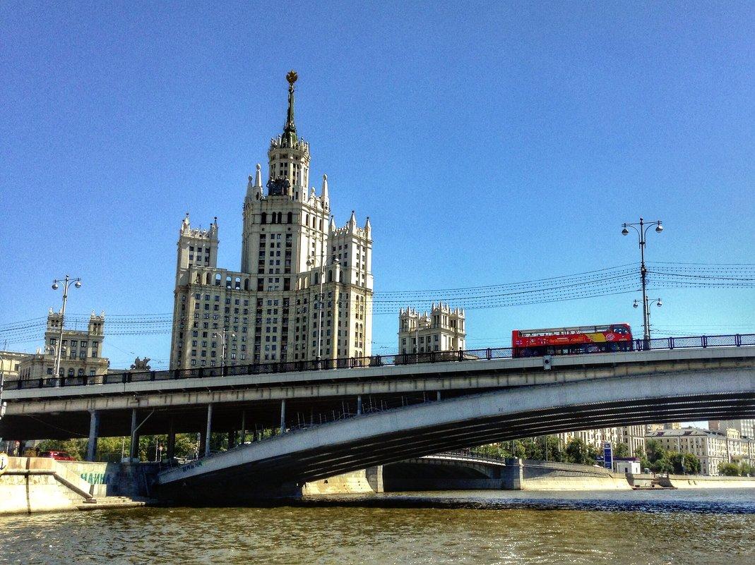 Сталинская высотка - Ирина Бирюкова
