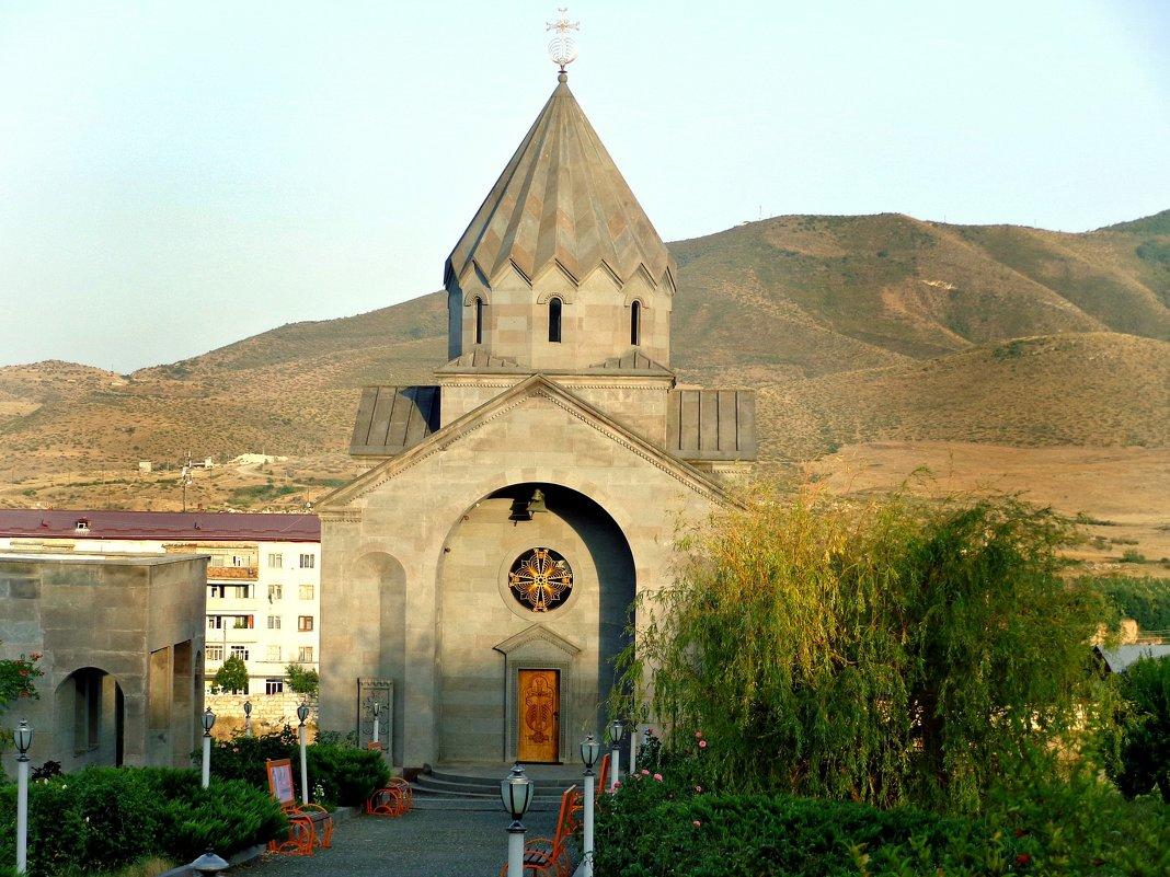 Армения.Аскеран - Инна Аршакян