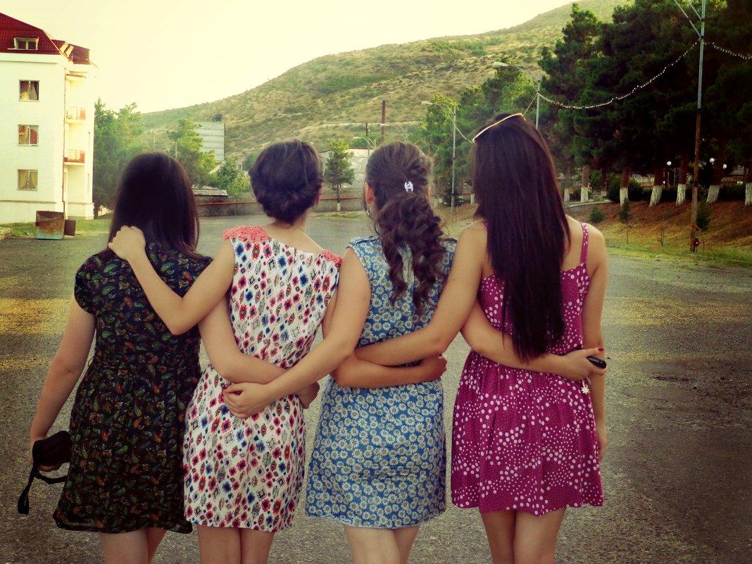 Подруги - Инна Аршакян