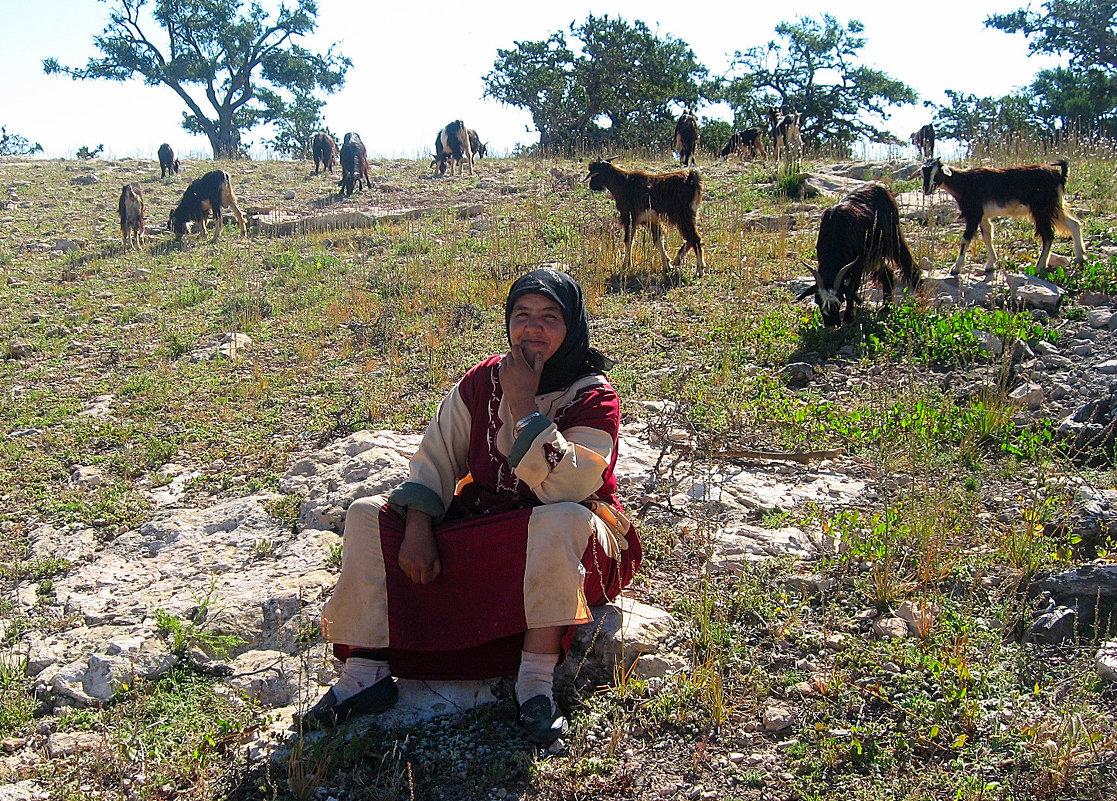 Пастушка - Марина Бушуева