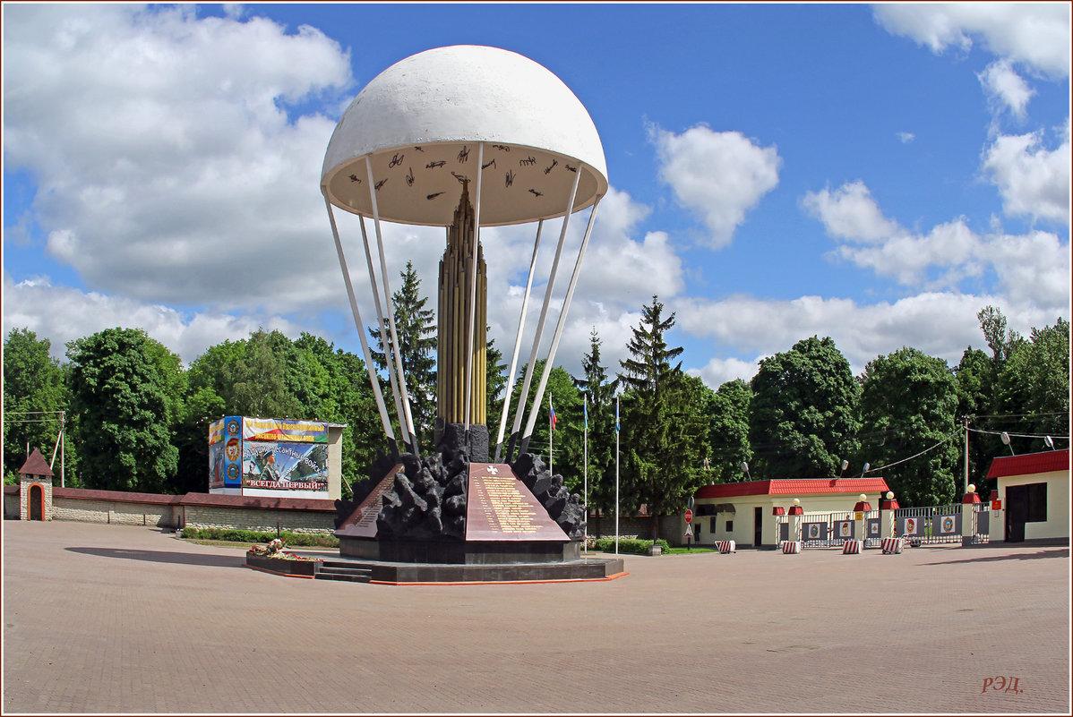 Фотография 42624203 в районе памятник 6й роте 104 пдп, россия, псковская