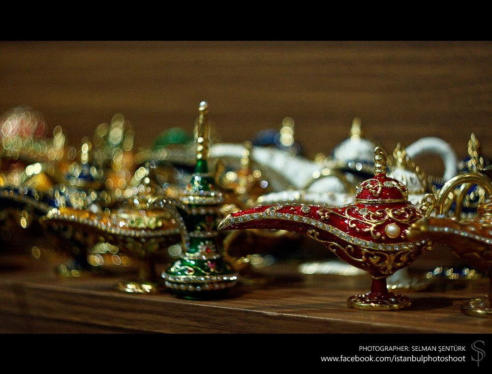sihirli lamba - Selman Şentürk