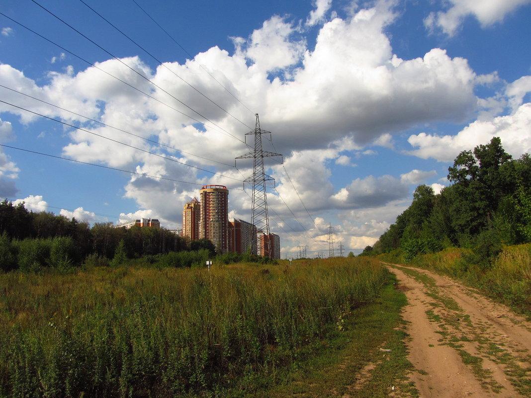 Вот моя деревня IMG_4929 - Андрей Лукьянов