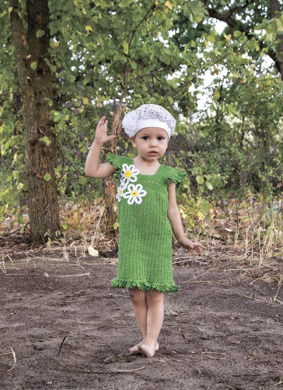 Детский танец - Елена