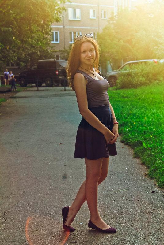 Летний день. - Darya Korobova