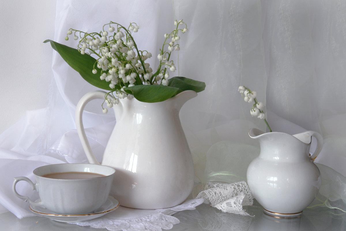 Ландыши и кофе с молоком... - lady-viola2014 -