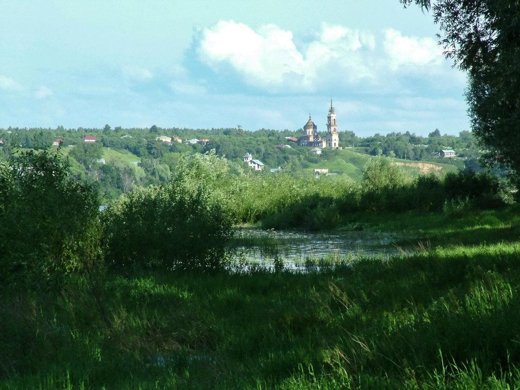 Ильинский храм на Старом Посаде - Николай Варламов