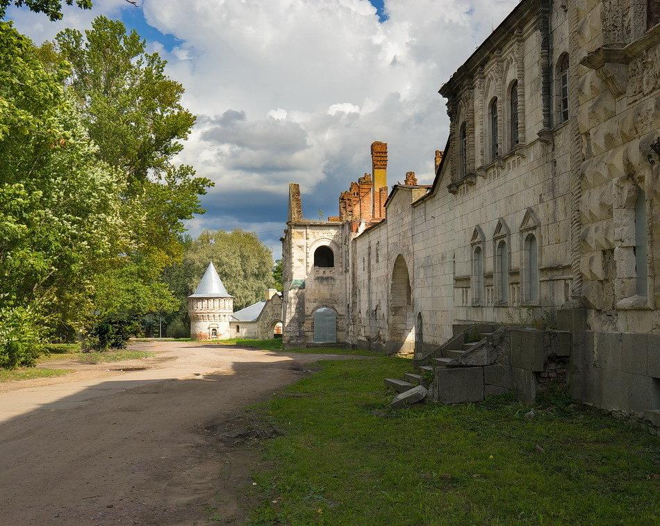 Федоровский городок. - Anton Lavrentiev